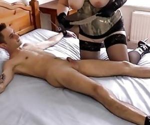 Chubby Femdom Porn