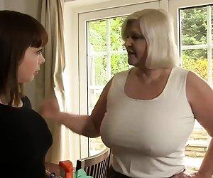 Chubby Wife Threesome Porn